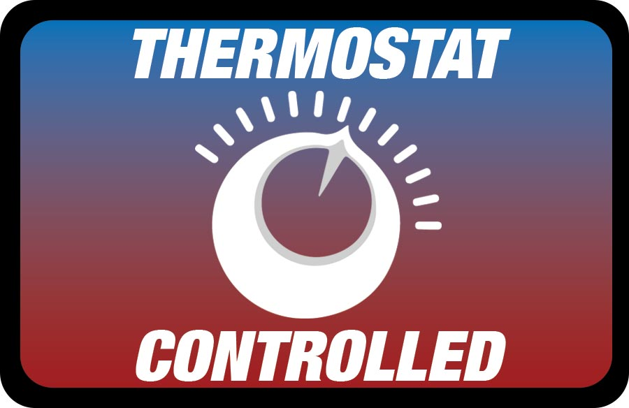 Thermostat Controlled