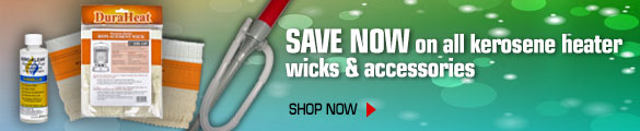 Wicks & Accessories Banner